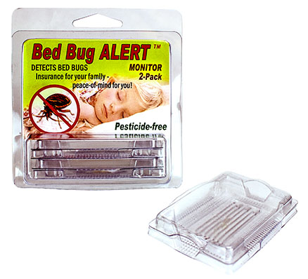 Bed Bug ALERT Monitor Image