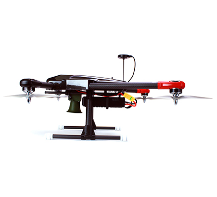 Bird-X drone side view