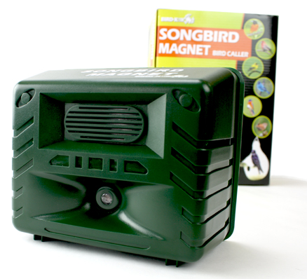 Songbird Magnet Image
