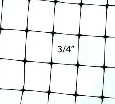 Standard Netting to Scale