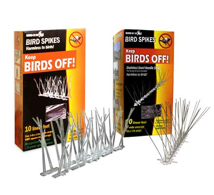 Bird Spikes Kits Image