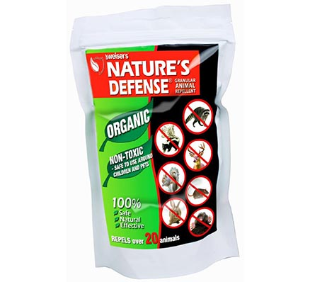 Nature's Defense: All-Purpose Animal Repellent Image