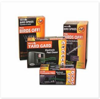 Bird Control Leader, Bird-X Launches Bold New Packaging Design for Retail Product Line