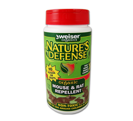 Nature's Defense: Mouse and Rat Repellent Image