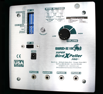 Super BirdXPeller Pro detail