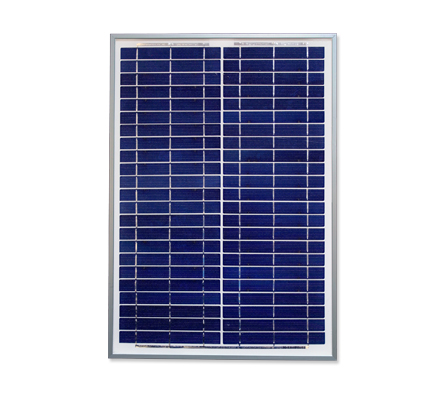 Solar Panel: Large - 20 Watts Charges 12v Batteries   Bird-X