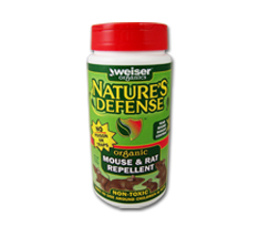 Nature's Defense: Mouse and Rat Repellent
