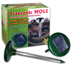Transonic Mole for retail