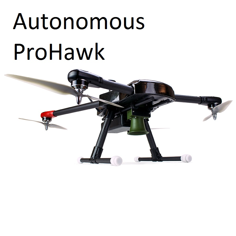 ProHawk UAV Demo