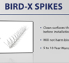 Bird-X Spikes Product Video